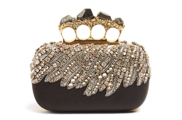 женская сумочка с камнями