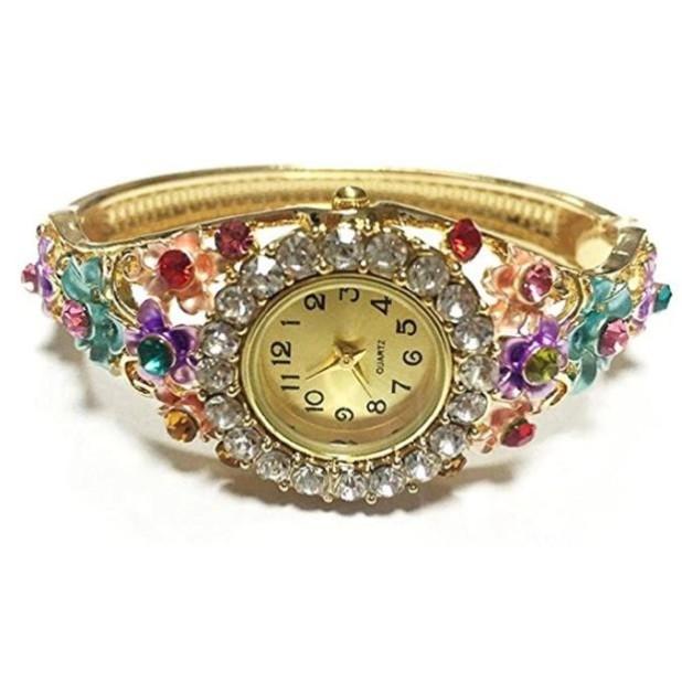 женские аксессуары: стильные часы