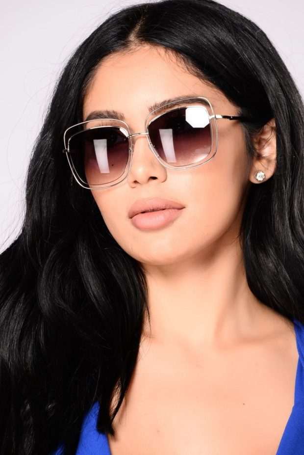 красивые очки прозрачная оправа