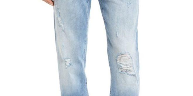 Модные джинсы мужские 2020-2021
