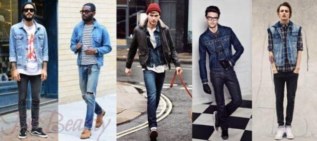 Модные джинсы мужские 2018 фото