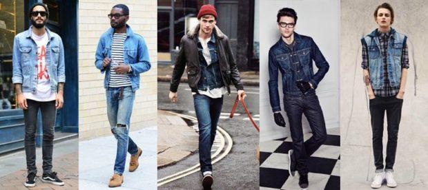 Модные джинсы мужские 2018-2019 фото