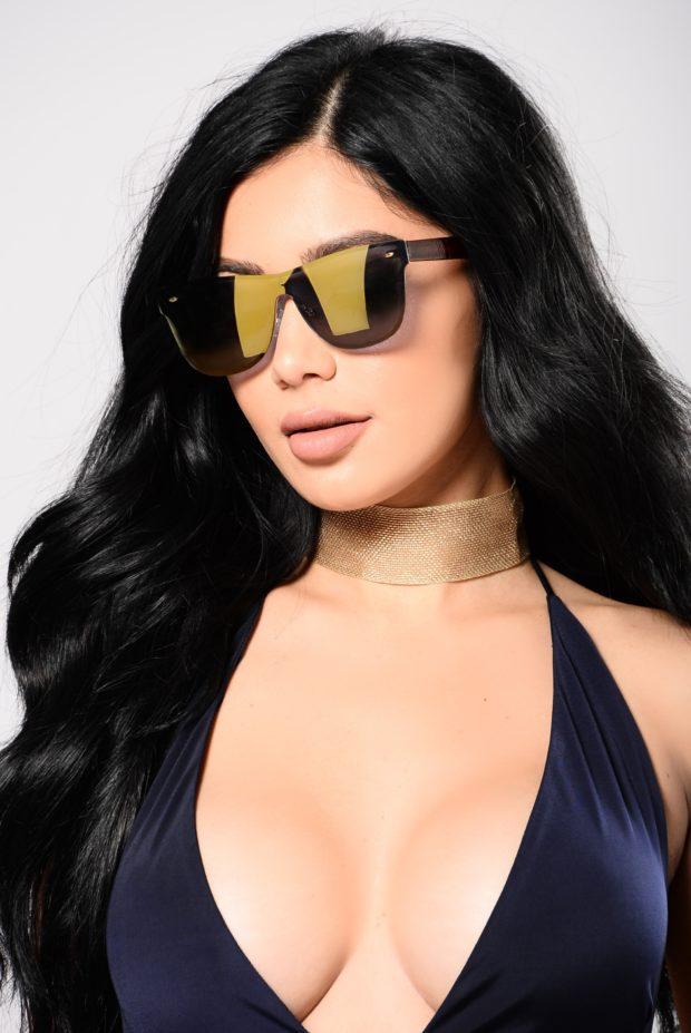 красивые очки без оправы женские
