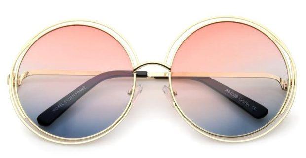 Модные очкиомбрефото женские