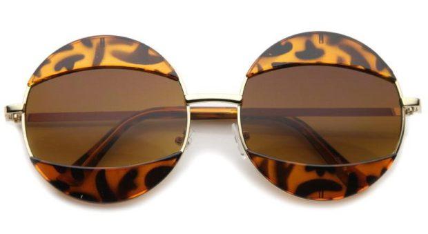 модные очки в стиле омбре