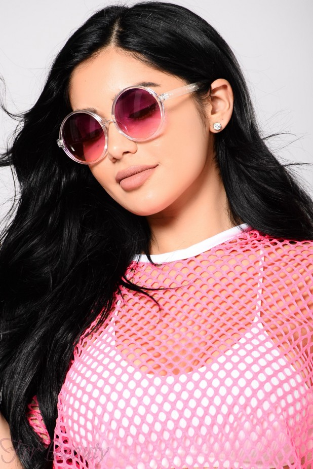 Модные круглые очки 2017 фото женские