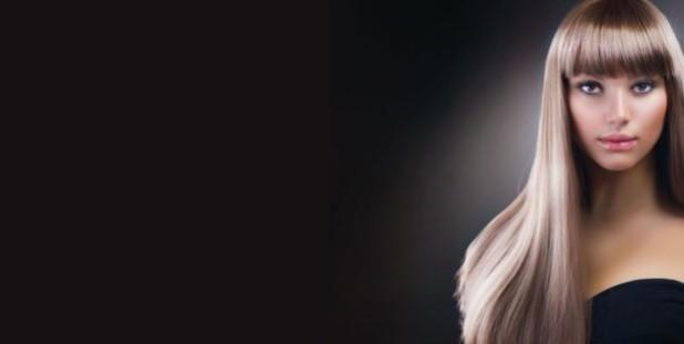 пепельный оттенок волос с блеском