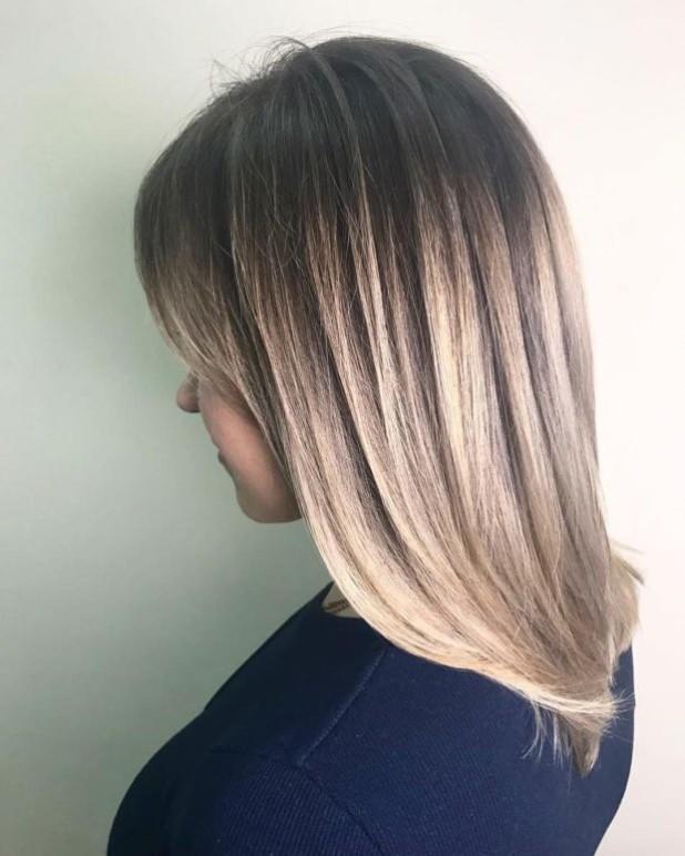 оттенок пепельно-русый волосомбре