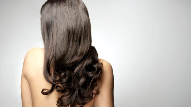 черный оттенок волос