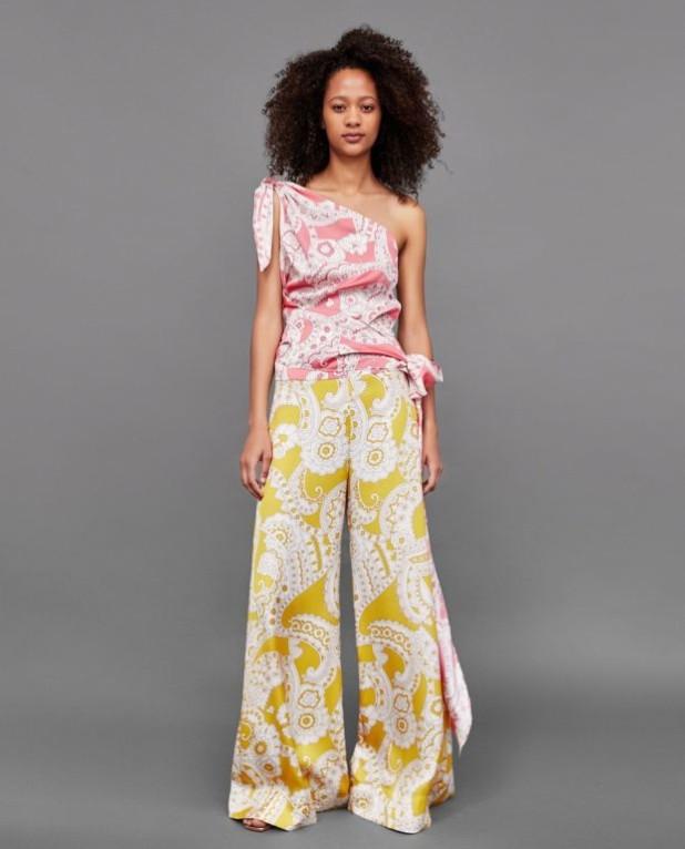 Модный принт 2018-2019 в одежде