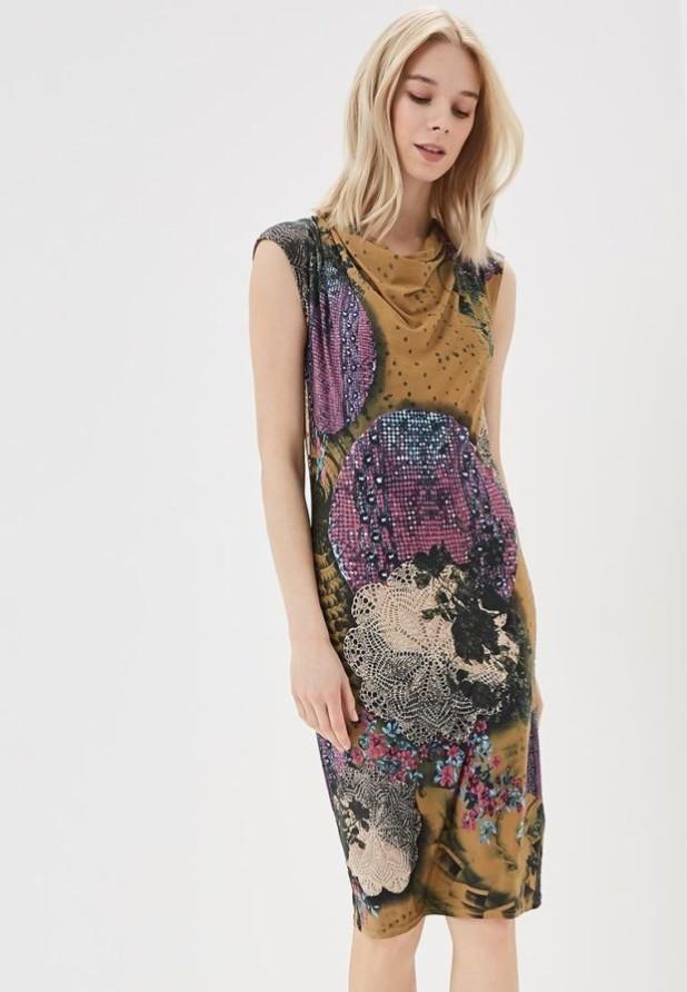 Модные оптические иллюзорныепринтыв одежде