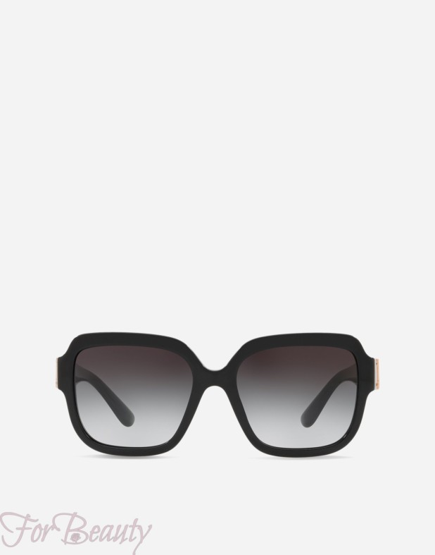 Черные солнцезащитные очки 2018