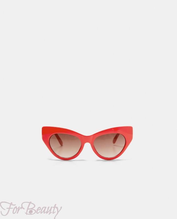 Солнцезащитные очки лисички 2018