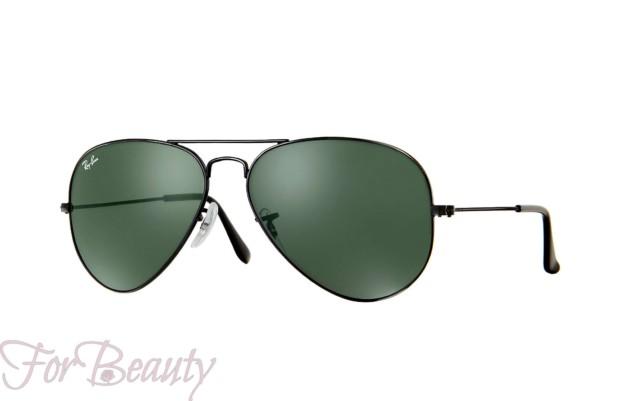 Солнцезащитные очки авиаторы 2018