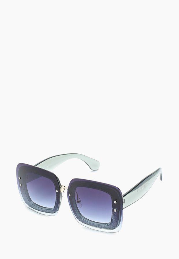Крупные солнцезащитные очки