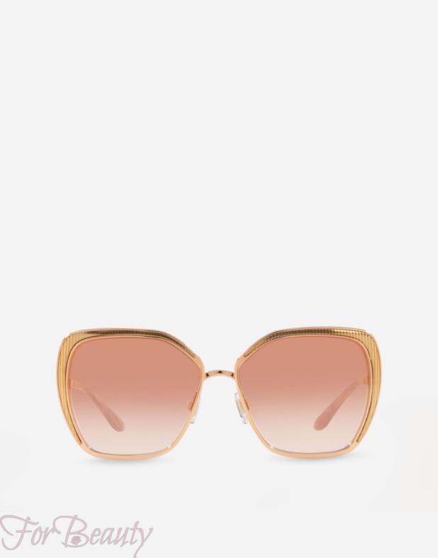 Крупные солнцезащитные очки 2018