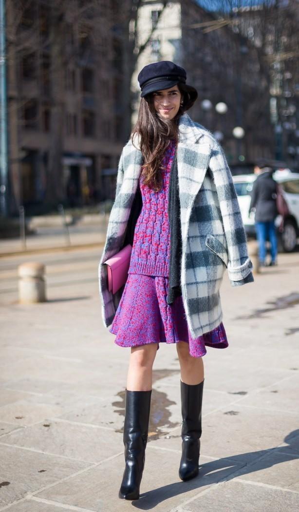 Модные вязаные свитера осень - зима 2018 2019 женские