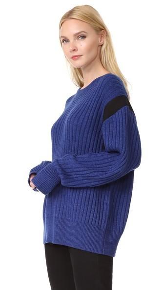 мешковатые свитера женские фото