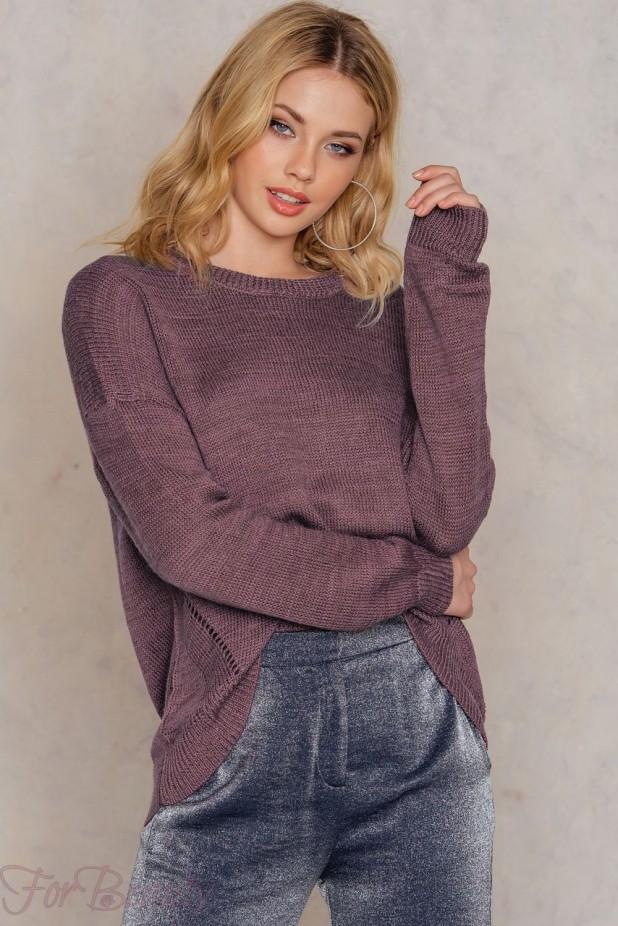 Модные женские свитера осень-зима 2019-2020 фото в 2019 году
