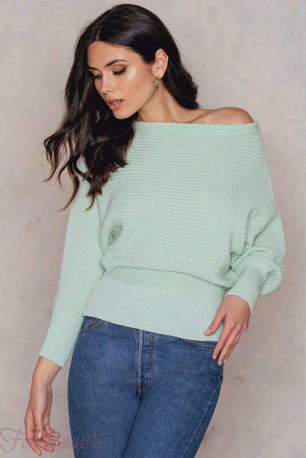 Модные женские свитера осень-зима 2019-2020 фото изоражения