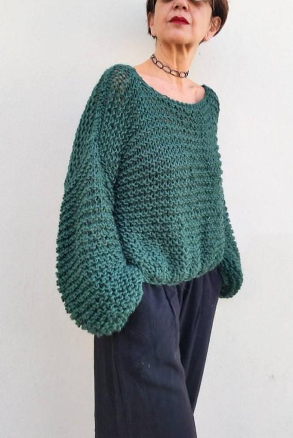 Модные свитера в стиле «Гарсон» осень-зима 2018 2019