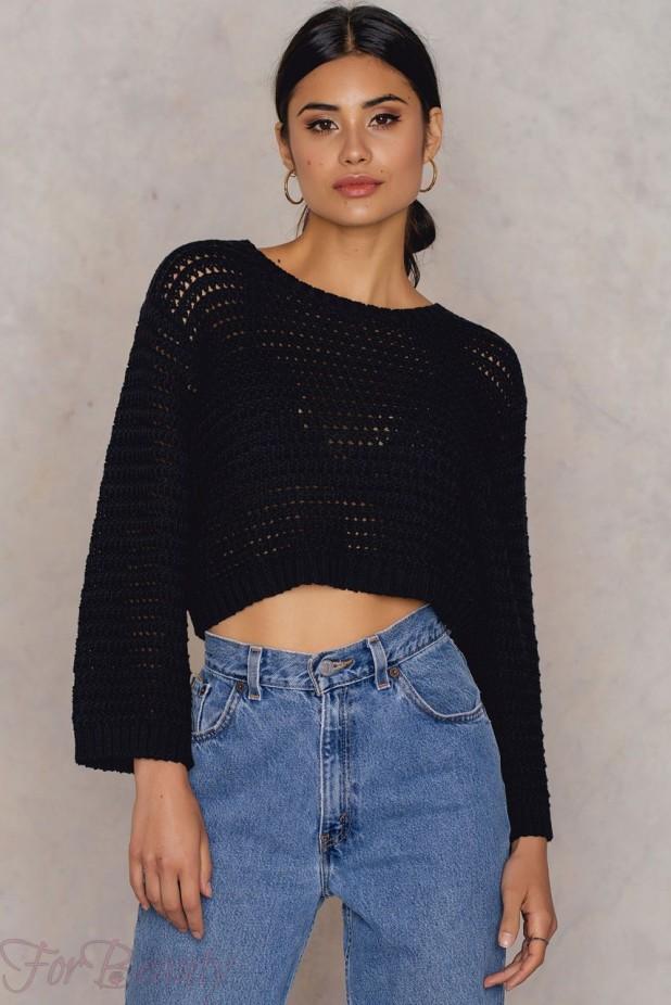 Модные женские свитера осень-зима 2019-2020 фото