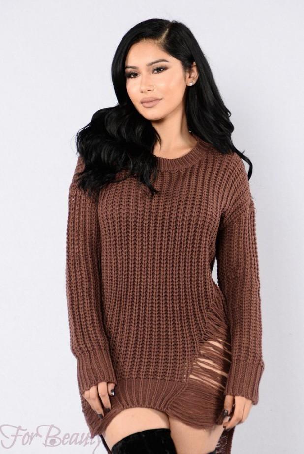 Модные женские свитера осень-зима 2019-2020 фото рекомендации