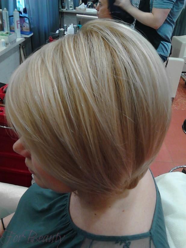 Укладка волос для стрижки боб каре 2018