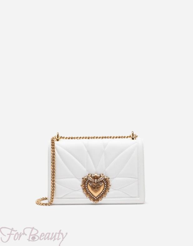Модная белая сумка 2018 женская