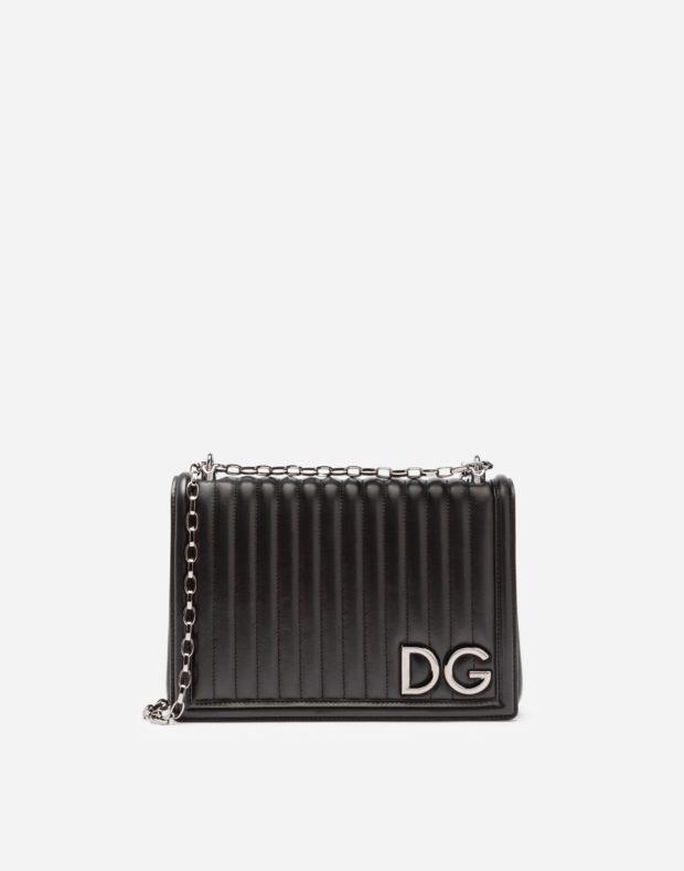 черная сумка сумочка DG