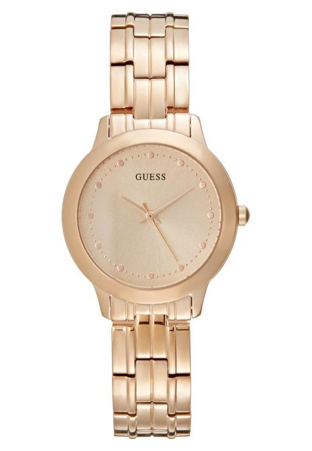 женские золотые часы классические