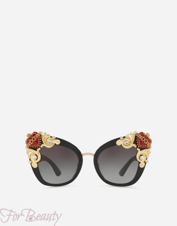 Модные очки 2018 женские