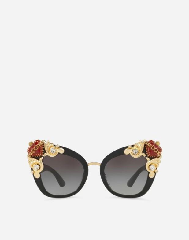Модные очки женские