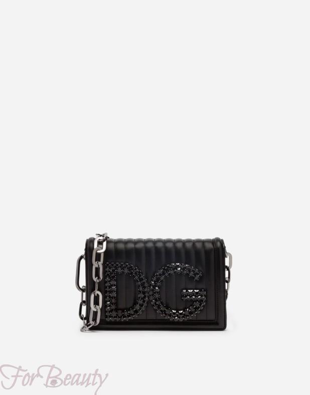 Модная черная сумка 2018 женская