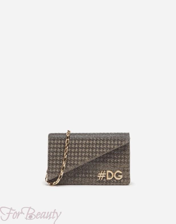 Модная серая сумка 2018 женская