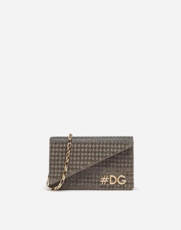 женские аксессуары: Модная серая сумка 2018-2019