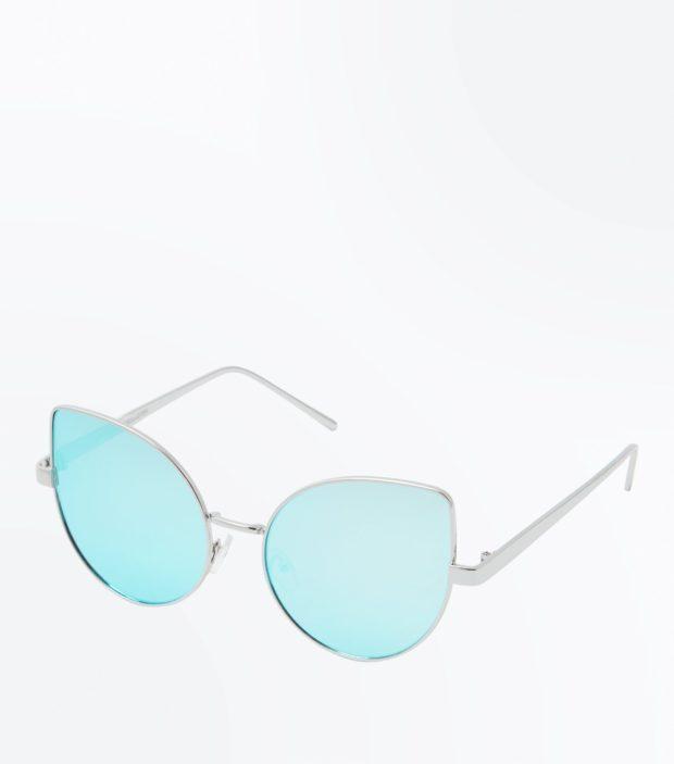 Модные очки без оправы женские