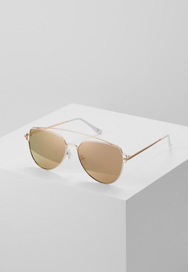 Модные очки авиаторы женские
