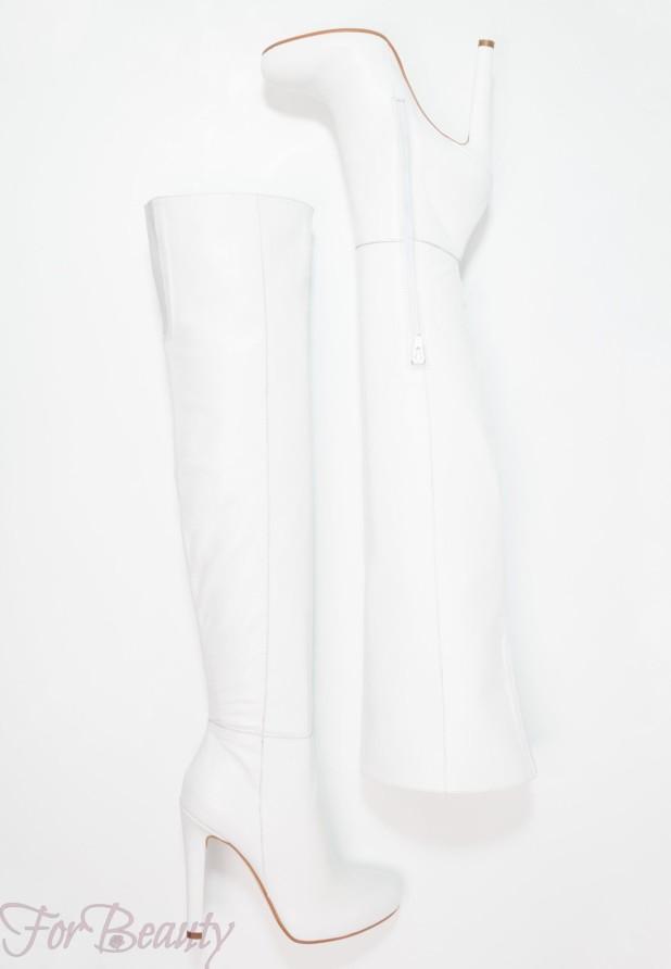 Модные женские сапоги осень зима 2018 2019