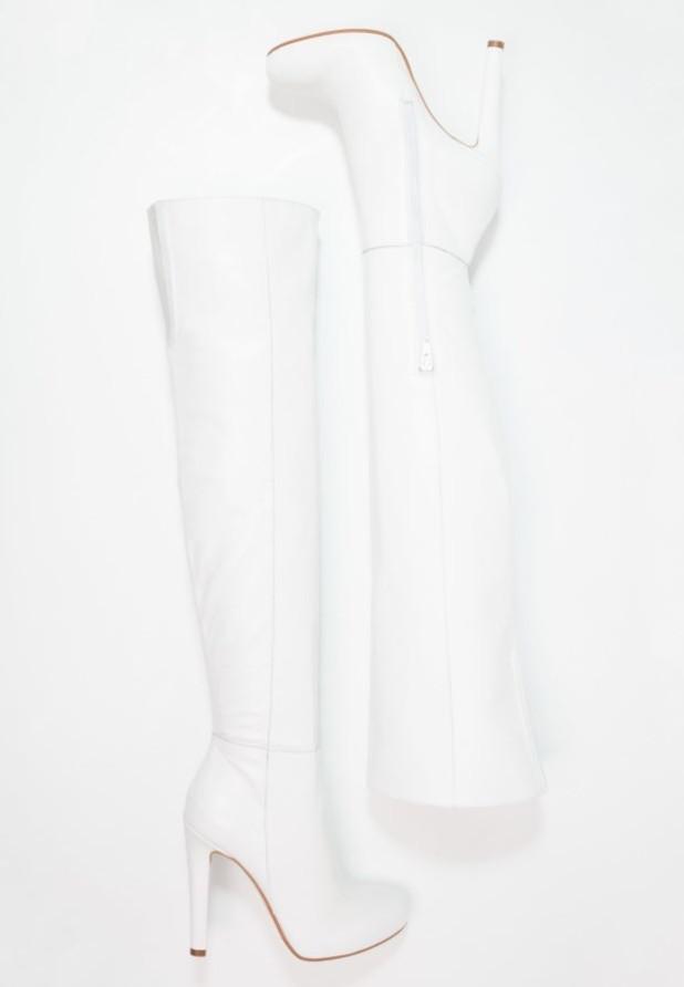 Модные женские сапоги осень зима 2018-2019