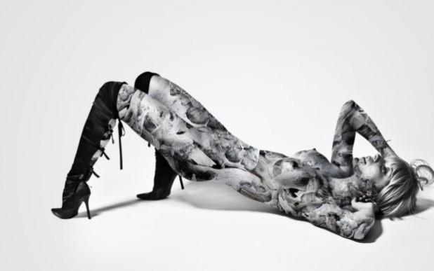 Модный декор женских сапог сезона осень-зима 2019-2020
