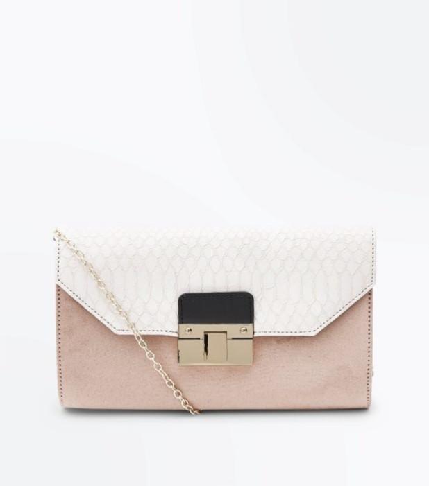 Модные женские сумки 2018-2019: розовая