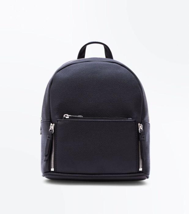 Модные женские сумки 2018-2019: черная