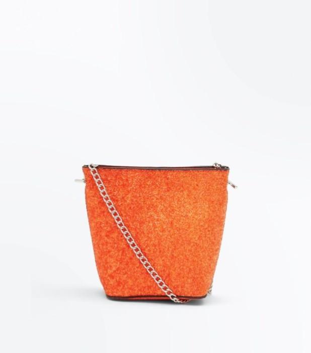 Модные женские сумки 2018-2019: оранжевая