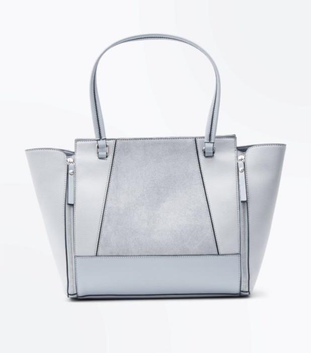 Модные женские сумки 2018-2019: серая