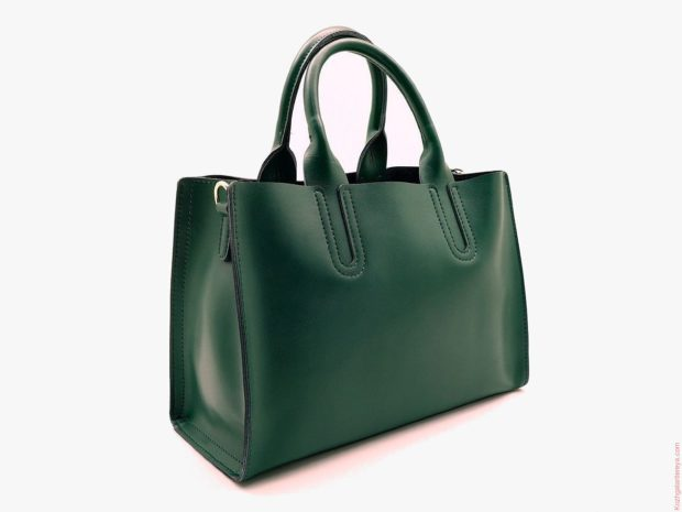 зеленая сумкатоут