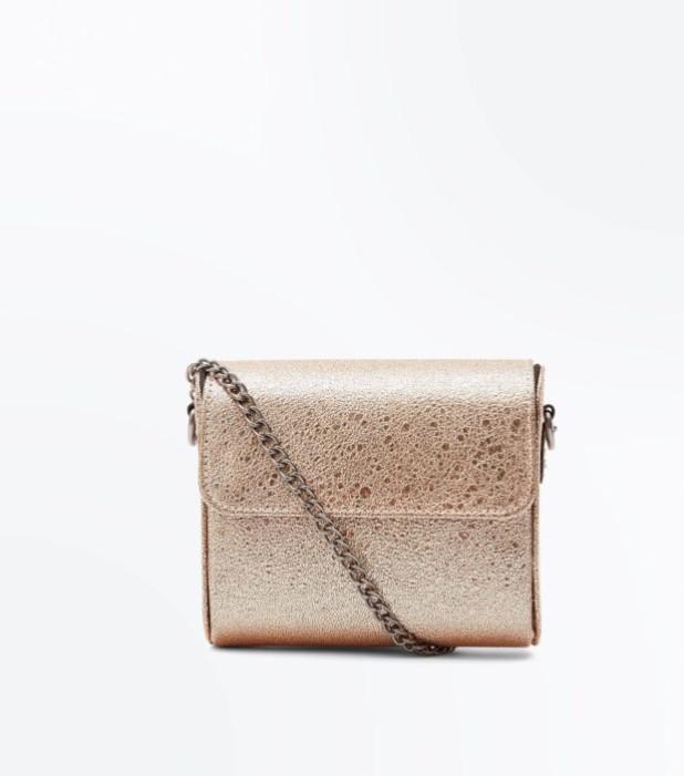 Модные женские сумки 2018-2019: золотая