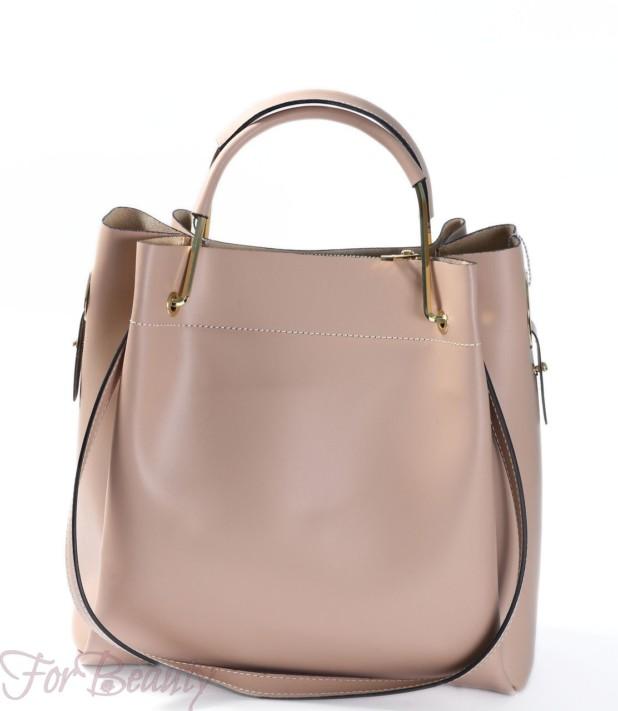 Модная розовая женские сумкатоут2018