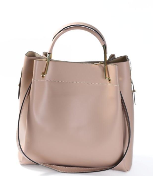 Модная розовая женские сумкатоут