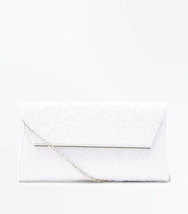 Модные женские сумки 2018-2019: белая